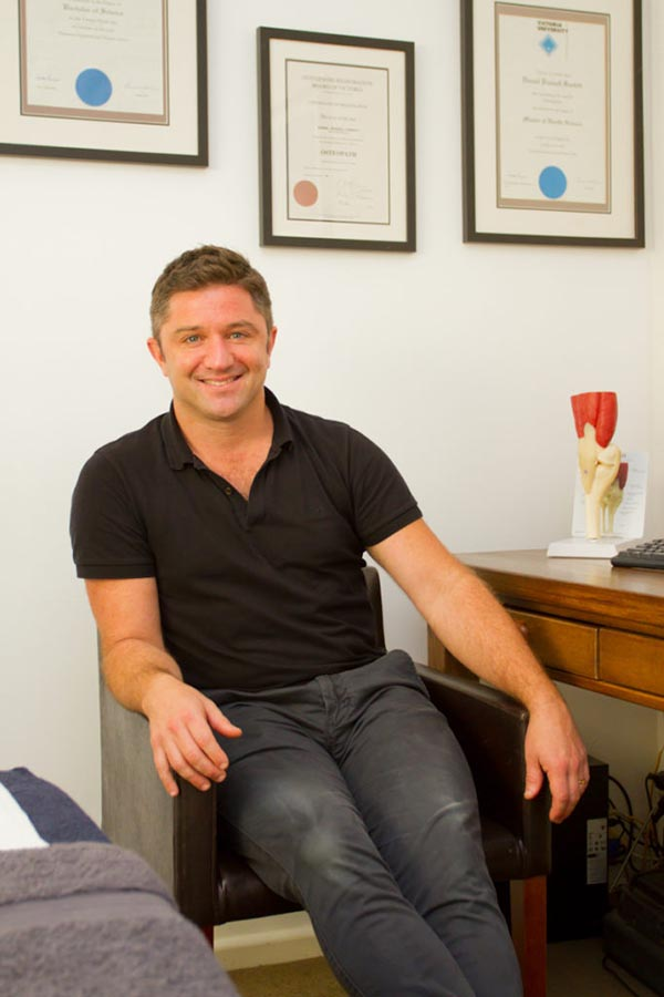 Osteo Doctor - Daniel Surkitt is an osteopath at Richmond Osteo Clinic in Richmond VIC