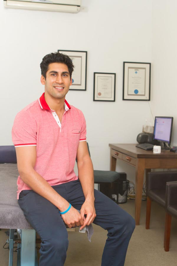 Osteo Doctor - Michael Singh is an osteopath at Richmond Osteo Clinic in Richmond VIC