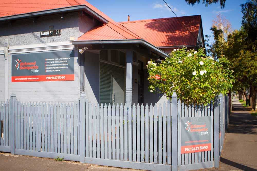 Richmond Osteo - Richmond Osteo Clinic provides osteopathy services in Richmond VIC