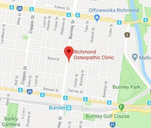 richmond-osteo-clinic-map